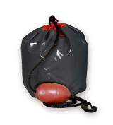 Norestar PWC Sand Anchor, Black, Includes 1.8m Rope, Snap Hook, and Buoy - Ideal for Personal Water Craft Boats