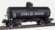 Type 21 ACF 10, 0l Tank Car - Ready To Run -- Cities Service #1430