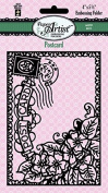 Hot Off the press - Postcard Embossing Folder 6011