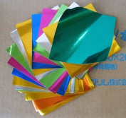 Origami Paper- 70 Foil Colour Sheets 2-7/8 Inch (7.5cm) Square