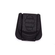 10pcs 18.5mm*18mm*10mm Zipper Pull Cord Ends Black