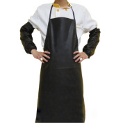 Gracelife® Kitchen Restaurant Hotel Chef Leather Apron Waterproof Oil Anti-fouling Hanging Neck