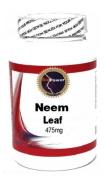 Neem Leaf 475mg 100 Capsules # BioPower Nutrition