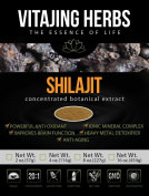 Shilajit Extract Powder 20:1 - Ionic Mineral Complex, Increase Energy, 100% PURE POTENT EXTRACT, No Fillers, Binders or Additives!