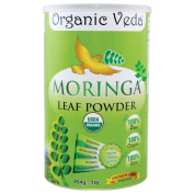 Organic Moringa Leaf Powder (470ml - 0.5kg) ★ USDA Certified Organic ★ Trusted for Decades ★ From the Moringa Experts ★ 100% Pure and Natural Raw Organic Super Food Supplement ★ Non GMO, Gluten FREE ★ US FDA Registered Facility ★ Superior Moringa in ..