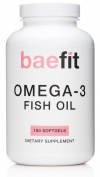 Baefit Omega 3 Fish Oil