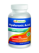 Best Naturals Hyaluronic Acid 100 mg 60 Capsules