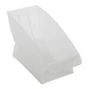 Home-X 28cm Dinner Plate Holder. Holds Plates in Upright Position