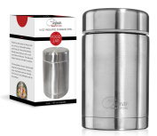 Cayman Kitchen 470ml Insulated Stainless Steel Thermos Food Jar - Perfect for Lunch On The Go