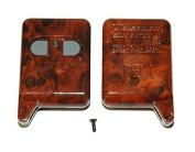 DEI 471T Replacement Wood Grain Case 471C 695T W