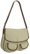 EyeCatchBags - Corsica Cross Body Canvas Shoulder Bag