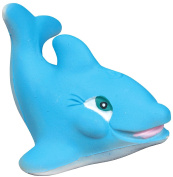 Natural Rubber Bath Teething Toy FLIPPER the Dolphin