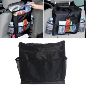 Andux Zone car seat back organiser QC-SND-01