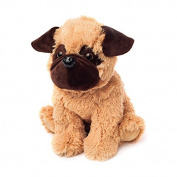Warmies Cosy Plush Pug Dog Microwaveable Soft Toy