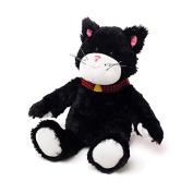 Warmies Cosy Plush Black & White Cat Microwaveable Soft Toy