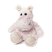 Warmies Cosy Plush Marshmallow Limited Edition Hippo Microwaveable Soft Toy