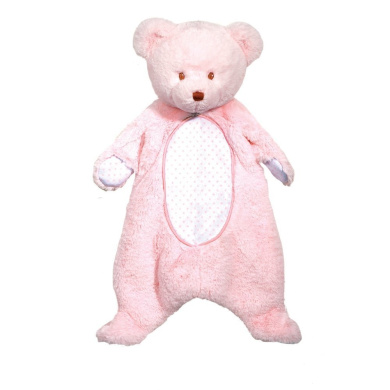 Cuddle Toys 1479 48 cm Long Pink Bear Sshlumpie Plush Toy
