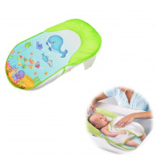 LAOO SA Summer Infant Deluxe Baby Bather Splish Splash