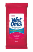 Wet Ones Antibacterial 20 Ct Hand Wipes Travel Pack