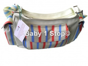 Rosebud London Designer Hobo Changing Bag with Matching Changing Mat