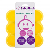 Baby Pinch Boutique Silicone Freezer Tray with Clip-on Lid for Baby Food Storage -Discontinued