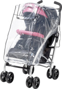 Playshoes 448960 Universal Pushchair Rain Cover for Buggy/Pushchair Buggy With Contact Window