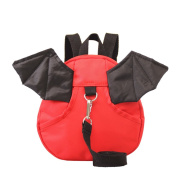 Baby Anti-lost Strap Backpack with Safety Leash Mini Bag