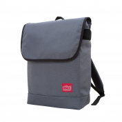 Grey Gramercy Backpack by Manhattan Portage