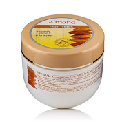 Mask with Almond Oil and minerals, for dry and treated hair