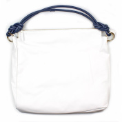 LuRI Women's Cross-Body Bag White white