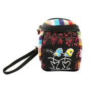 YouPue Womens Embroidered Bags Printed Handbag Purse