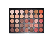 Morphe Brushes - 35OS - 35 Colour Shimmer Nature Glow Eyeshadow Palette