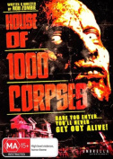 HOUSE OF 1000 CORPSES [DVD_Movies] [Region 4]