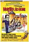 MUNSTER, GO HOME [DVD_Movies] [Region 4]