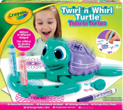 "Crayola 27090cm Twirl n Whirl"" Turtle Craft"