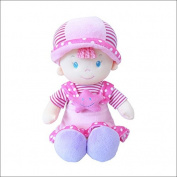 Pink baby dolls with star plush and stuffed born dolls for baby girl soft sleep calm dolls baby cute toy