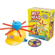 Babrit Wet Head Game Family Fun Wet Hat Water Challenge Toys for Kids