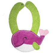 Soft Baby Girls Boys Cute Animal Face Bibs One In Many Styles