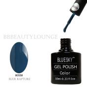 Bluesky UV/LED Gel Nail Polish, Blue Rapture 10 ml