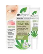 Dr Organic Hemp Oil Intensive Eye Serum 15ml