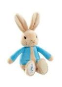 Beatrix Potter Peter Rabbit and Flopsy Rabbit Bean Rattle Set