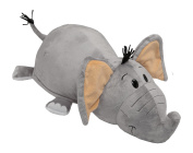 Vivid Imaginations Flip a Zoo 2-In-1 Elephant/Tiger Soft Toy