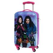 Descendants Isle Rules Trolley Children's Luggage, 55 cm, 36.3 Litres, Purple