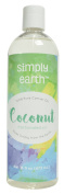 Simply Earth's 100% Pure Fractionated Coconut Oil - 470ml