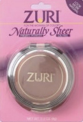Zuri Naturally Sheer Pressed Powder Soft Beige by Fiske Industries, Inc.