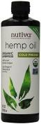 Nutiva - Hempseed Oil, 710ml ( Multi-Pack) by NUTIVA