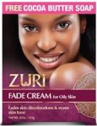 Zuri Glow Fade Cream For Oily Skin 120ml by Fiske Industries