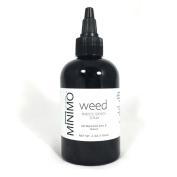 Weed Majestic Growth Serum by Minimo Bath & Body with Maca Root, Amla, Brahmi, Kelp, Cayenne