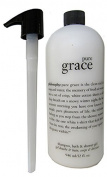 Philosophy Pure Grace Shampoo, Bath and Shower Gel 950ml