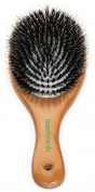 "GranNaturals Boar Bristle ""Porcupine Style"" Oval Hair Brush"